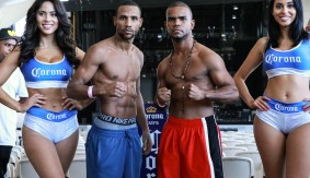 PBC on NBC: Spence vs. Bundu Weigh-in Results & Photos