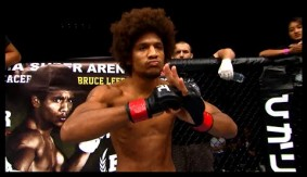 Alex Caceres Using Music Toward Self Development Ahead of UFC Fight Night Salt Lake City