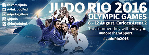 IJF: All Russian Judo Athletes to Participate in Rio 2016 Olympic Games