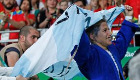 IJF Judo – Rio 2016 Olympic Games Day 1 Recap & Photos – Paula Pareto Becomes Argentina's First Olympic Judo Champion
