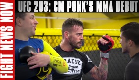 CM Punk Debuts Soon at UFC 203, UFC Vancouver: Condit vs. Maia Preview on Fight News Now