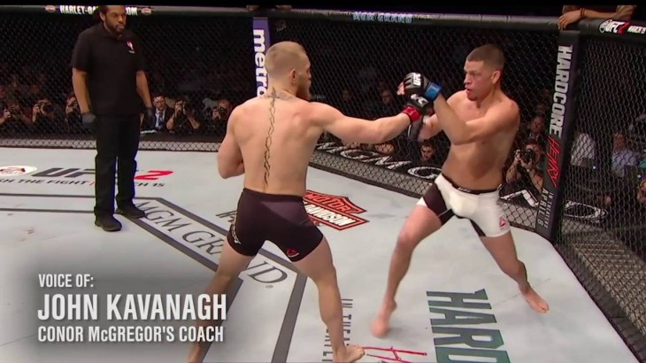 Coach John Kavanagh Says Conor McGregor Needs 'Dominant Performance' Over Nate Diaz at UFC 202
