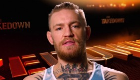 "Conor McGregor Talks Mindset, Confidence, Visions and More on ""The Takedown"""