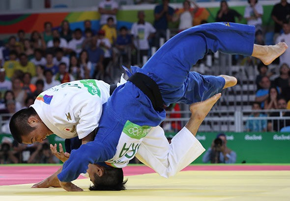 IJF Judo – Rio 2016 Olympic Games Day 2 Morning Session Recap & Photos