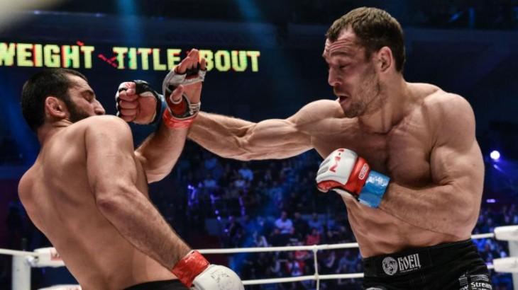 Alexey Kunchenko vs. Maxim Grabovich WW Title Bout Headlines M-1 Challenge 70 on Sept. 10 in Russia
