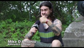 Fight+Music: Killswitch Engage's Mike D'Antonio on WWE Theme Music, ECW & More