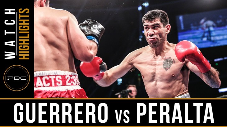Full Report, Video Highlights & Photos – David Peralta Takes Split Decision Over Former Champion Robert Guerrero at PBC on Spike