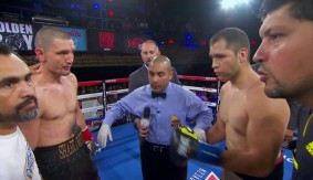 Full Report, Video Replay & Photos – Vyacheslav Shabranskyy Stops Oscar Riojas at LA Fight Club