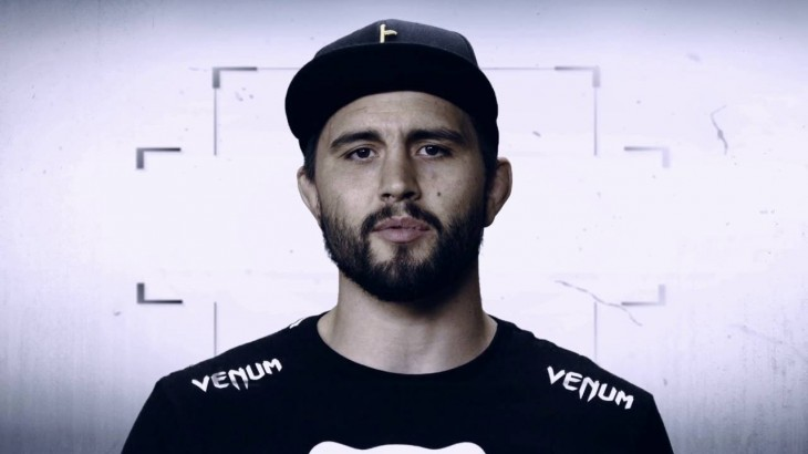 "How Did Carlos Condit Get into Fighting? – ""I Wanted To Grow Up to Be a Ninja"""