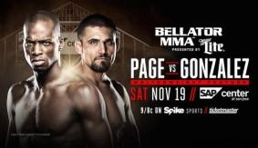 Michael Page vs. Fernando Gonzalez Rescheduled to Bellator Event on Nov. 19 in San Jose