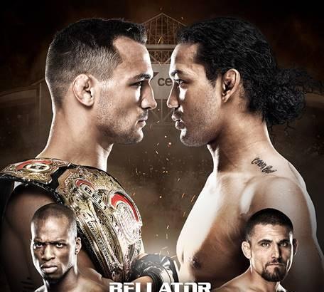 Michael Chandler vs. Benson Henderson Lightweight Title Bout Set For Bellator 163 on Nov. 19 in San Jose