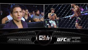 Joseph Benavidez Mic'd Up for Demetrious Johnson vs. Henry Cejudo at UFC 197