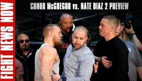 McGregor vs. Diaz 2 & Maia vs. Condit Preview, Money Fights and More on Fight News Now