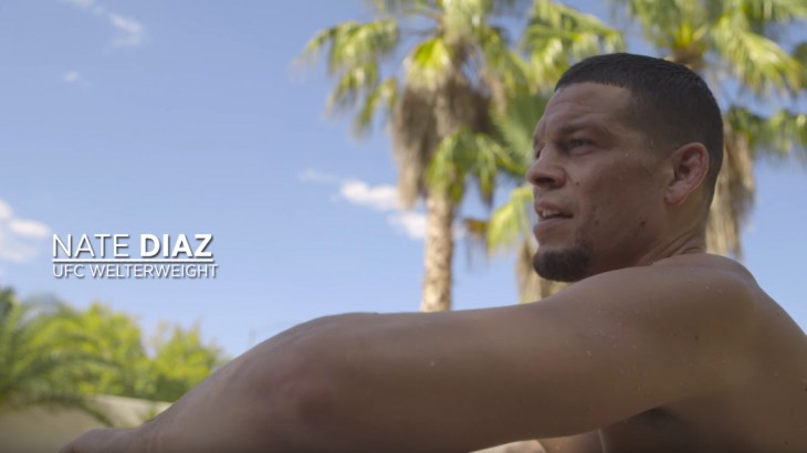 """UFC 202 Embedded: Vlog Series Episode 1 – """"How About Me and My Guy vs. You and Your Guy? That's Entertainment"""""""
