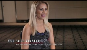 "Paige VanZant on Dancing With The Stars – ""I Got a Bigger Demographic to Follow Me"""