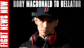 Rory MacDonald Heading to Bellator; Speculating Others on Fight News Now