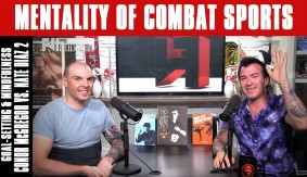 Setting Realistic Goals, Mindfulness, Conor McGregor vs. Nate Diaz 2 on Mentality of Combat Sports
