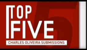 "Top 5 – Charles ""do Bronx"" Oliveira Submissions"