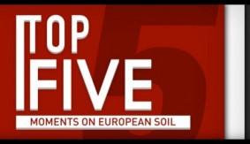 Top 5 UFC Moments on European Soil