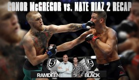UFC 202: Conor McGregor Wins Rematch Over Nate Diaz on 5 Rounds