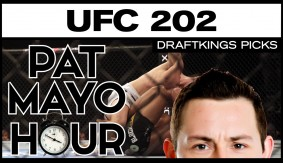UFC 202 DraftKings Picks & Preview: Conor McGregor vs. Nate Diaz 2