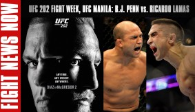 UFC 202 Fight Week, UFC 204 Announced, B.J. Penn vs. Ricardo Lamas on Fight News Now