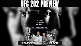 UFC 202: Nate Diaz vs. Conor McGregor 2 Preview on 5 Rounds