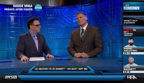 UFC Fight Night Hamburg: Josh Barnett Previews Bout vs. Andrei Arlovski with Mauro Ranallo