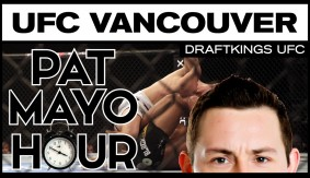 UFC Fight Night Vancouver: DraftKings Picks & Preview