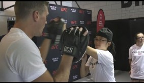 UFC Joins Forces with Special Olympics B.C. to Reveal The Champion in All of Us