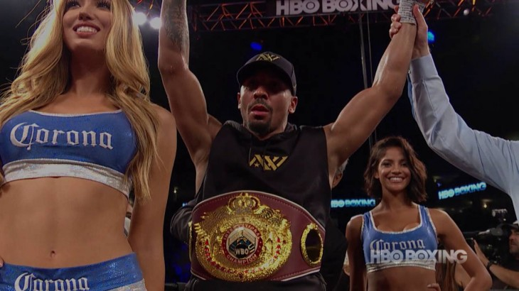 Video Highlights – Andre Ward Decisions Alexander Brand at HBO World Championship Boxing