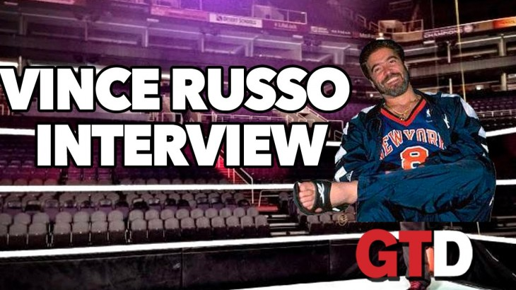 Vince Russo Discusses WWE, Roman Reigns, Brock Lesnar with Gabe Morency on FNTSY Sports Network's Game Time Decisions