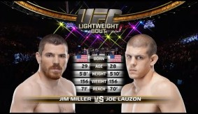 Watch Jim Miller vs. Joe Lauzon 1 Ahead of Their Rematch at UFC Fight Night Vancouver on Saturday
