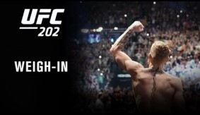Watch LIVE Fri. at 7 p.m. ET – UFC 202: Diaz vs. McGregor 2 Official Weigh-in