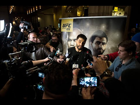 Watch LIVE – UFC Fight Night Vancouver: Post-Fight Press Conference