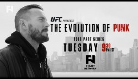 "Watch ""The Evolution of Punk"" Four-Part Series Starting Tuesday at 9:30 p.m. ET on Fight Network"