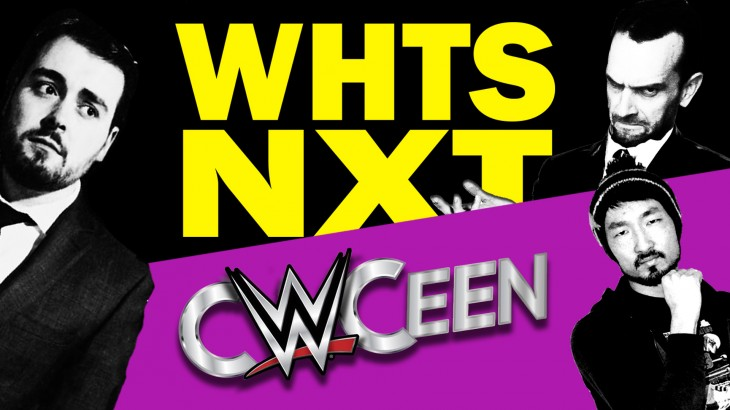 August 25 Edition of whtsNXT/CWCeen