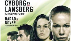 Quick Shots – UFC Fight Night Brasilia: Cyborg vs. Lansberg