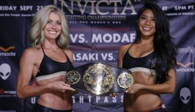 Invicta FC 19 Official Weigh-in Results, Video Replay & Photos – One Fighter Misses Weight