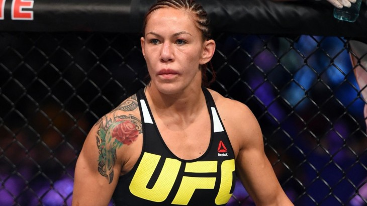 Uncertainty Following Cris Cyborg Into UFC Fight Night Brasilia