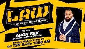 Sept. 4 Edition of The LAW feat. TNA's Aron Rex & Moose