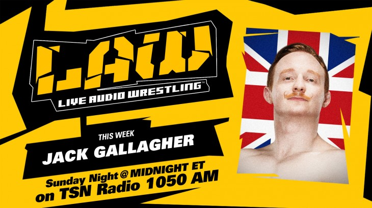 Sept. 18 Edition of The LAW feat. Jack Gallagher
