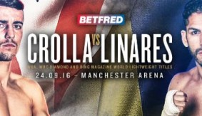 Full Report – Jorge Linares Unifies WBC Diamond, WBA, Ring & Lineal Lightweight Title Over Anthony Crolla