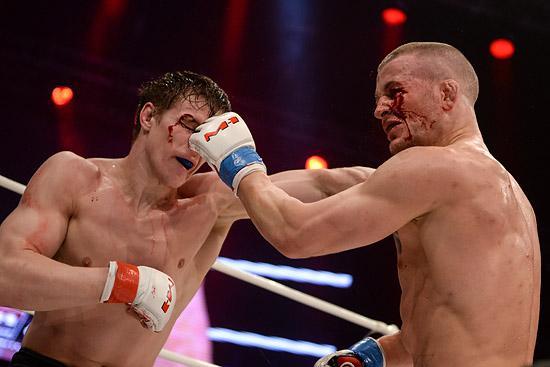 Viktor Nemkov vs. Attila Vegh Added to M-1 Challenge 71 on Oct. 21 in St. Petersburg, Russia
