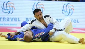IJF Zagreb Grand Prix 2016 Day 2 Recap & Photos