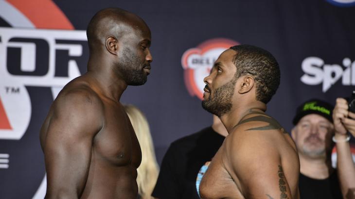 Bellator 161: Kongo vs. Johnson Weigh-in Results, Video Replay & Photos