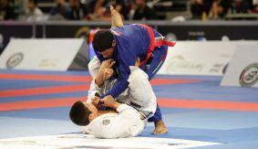 Abu Dhabi Grand Slam: Los Angeles – Day 1 – Alexander Ribeiro Claims 94kg Black Belt Gold Medal