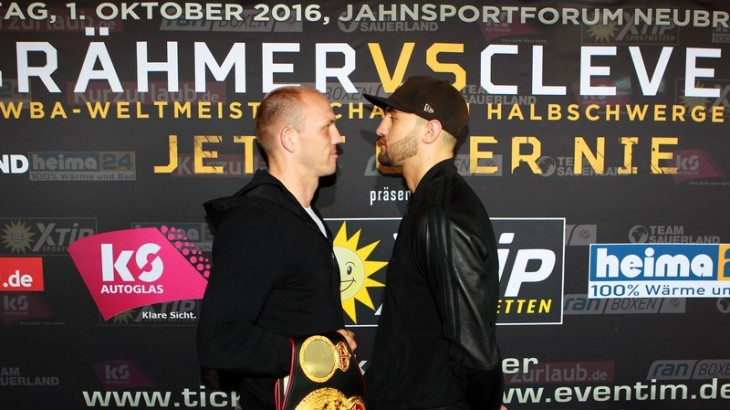 Nate Cleverly Feels It's His 'Destiny' to Claim WBA Light Heavyweight Title from Jurgen Brahmer