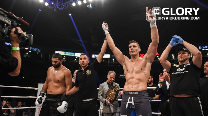Full Report & Photos – GLORY 33 New Jersey: Verhoeven Stops Braddock, Wilnis Takes Title from Marcus, Embree's Huge Debut