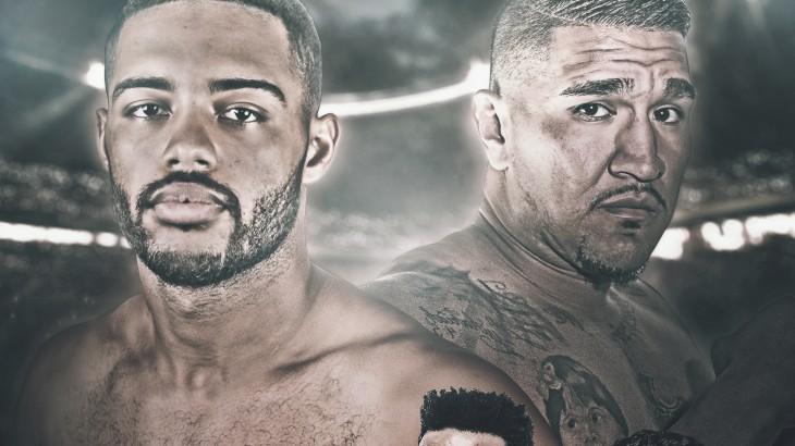Fight Network Presents Legacy FC 59: Giles vs. Villanueva Live Friday at 10 p.m. ET